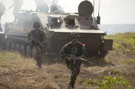 <b>Японский</b> основной боевой <b>танк</b> Тип 10 впервые показали изнутри
