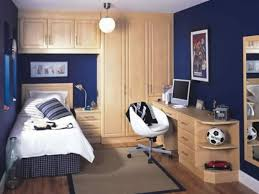 bedroom furniture ideas decorating teen small bedroom design with single bed and wall wardrobe and wooden bedroom furniture ideas pictures