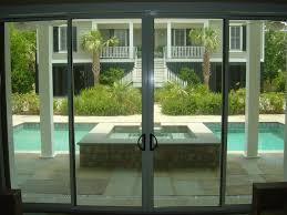 america products double sliding patio doors glass  poolhouse glass