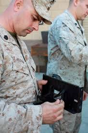 st marine logistics group > units > clr > maintenance bn u s marine gunnery sgt daniel broom a machinist reparable maintenance company 1st