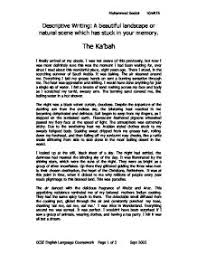 Descriptive essay about describing a person   Essay Writing     Essay is to describe Free Essays and Papers