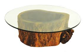 round table coffee with stump tree coffee outdoor awesome tree trunk coffee table
