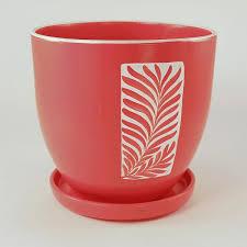 <b>Горшок керамический с поддоном</b> 4.7л 4570/3 - купить в Санкт ...