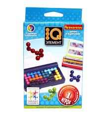 <b>Логическая игра Bondibon IQ</b>-элемент, артикул: SG423RU ...
