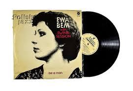 <b>Ewa Bem With Swing</b> Session Be A Man LP Album 1981 Polish ...