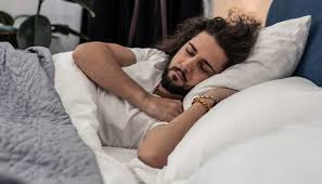 Sleeping more on weekends does not <b>make up for</b> past sleep loss