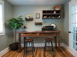 how to build a reclaimed wood office desk tos diy rustic walmart home decor diy home office desk recycled