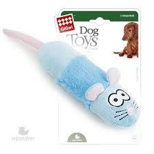 <b>GiGwi Dog</b> Toys / <b>Игрушка</b> Гигви для собак Мышь с большой ...