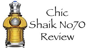<b>Chic Shaik No70</b> - fragrance Review - YouTube