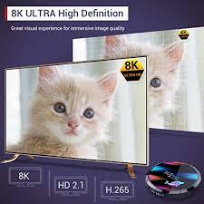 Android 9.0 TV Box 4GB 64GB EstgoSZ <b>H96 Max X3 Android</b> TV ...