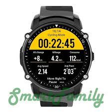 FS08 – <b>умные часы KingWear</b> с барометром, компасом и GPS ...