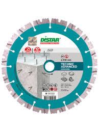 «<b>Сегментный алмазный</b> диск по армированному бетону DiStar ...