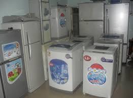 Cửa hàng bán đồ cũ : Tivi - tủ lạnh - máy giặt - tủ đông - tủ mát - bàn ghế ca fe, v,