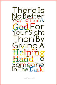 www.TheFreshQuotes.com — Eye Quotes - Blindness Quotes- Donate Eye ...