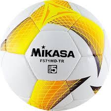 <b>Мяч футбольный MIKASA</b> F571MD-TR-O pазмер 5