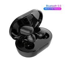 Mi <b>Bluetooth</b> 5.0 Wireless 6D Stereo Headphones Waterproof Sports ...