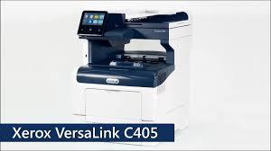 <b>Цветной</b> МФУ <b>Xerox</b> VersaLink C405 для малых и средних офисов