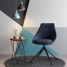 Urban Ladder Doris <b>Swivel Dining Chairs</b> - Set Of <b>2</b> Metal Dining ...