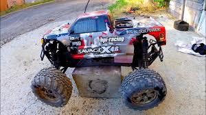 <b>МОНСТР</b> BiG BLOCK <b>HPI Savage</b> X 4.6 4WD - YouTube