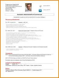 cv assistante administrative presentation lettre cv assistante administrative preview cv assistant administratif et