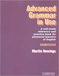 <b>Advanced Grammar</b> in Use With answers: Martin <b>Hewings</b> ...