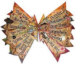 <b>Alice</b> in Wonderland Party <b>Vintage Style</b> Arrow Signs / Mad Hatters ...