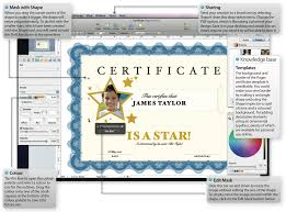 how to use pages to make a gift certificate tutorial gadget click image to enlarge