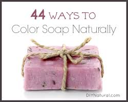 <b>Natural Soap</b> Colorants: 44 Ways to Color Your Homemade <b>Soap</b> ...