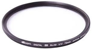 <b>Dicom</b> D-UVS72 <b>UV Slim</b> тонкооправный <b>фильтр</b> (72 мм ...