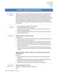 sample of resume for banking industry what your resume should sample of resume for banking industry sample banking resume and tips personal banker resume samples templates