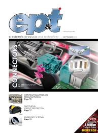 Electronic Products and Technology September 2017 by Annex ...