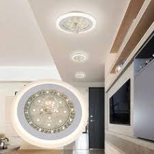 Buyable Pin ! <b>LAIMAIK</b> Modern Crystal <b>LED Ceiling Light</b> 24W 18W ...