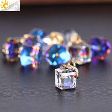 Crystal <b>Glass Cube</b>