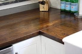 butcher block island top clear large  images about countertops on pinterest wood countertops diy wood and d