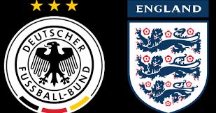 Image result for logo Jerman vs Inggris