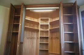 Armadio Angolare Misure : Cabina armadio ad angolo per arredamento camera da letto