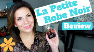 <b>Guerlain La Petite Robe</b> Noir perfume/fragrance review - YouTube