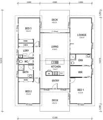 Symmetrical floorplan    The Northern Rivers House   Pinterest    Symmetrical floorplan    The Northern Rivers House   Pinterest   Kit Homes  Home Design and Layout