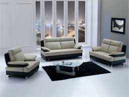 living room attractive white sofa and transparent glass table of living room furniture sets picture of attractive modern living room furniture
