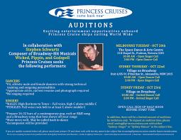 auditions princess cruises dancelife s leading auditions princess cruises dancelife s leading online dance resource dancelife