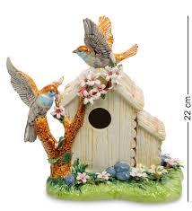 <b>Фигурка</b> Pavone ''Домик с птичками'' <b>JP</b>-23/4, 10152 — купить в ...