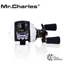 <b>Mr</b>.<b>Charles</b> CYCLONE WHITE <b>9BB</b>+<b>1RB NMB 6.5:1</b> Left/Right ...