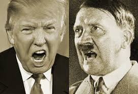 Connects Trump To Hitler