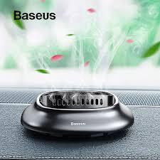Baseus Aromatherapy <b>Car</b> Holder <b>Air Freshener Auto</b> Air Outlet ...