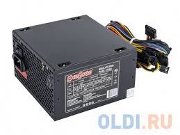 <b>Блок питания</b> ATX 600 Вт <b>Exegate ATX</b>-<b>XP600</b> EX219465RUS ...