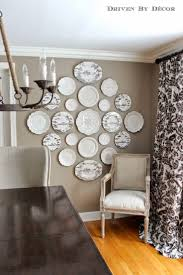 home decor plate x: mosaic plates or home goods platters