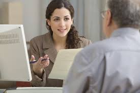 Businesswoman interviewing prospective employee The Balance