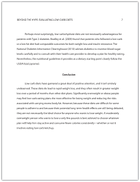 writing a research paper key takeaways organization in a research paper