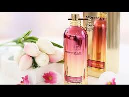 Perfume <b>Montale The New Rose</b> - YouTube