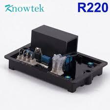 <b>AVR R220 Automatic Voltage</b> Volt Regulator For Generator Geneset ...